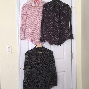 MNG bundle shirts.